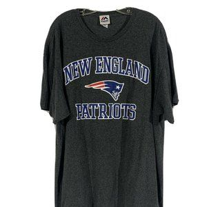 Majestic New England Patriots Short Sleeve TSleeve